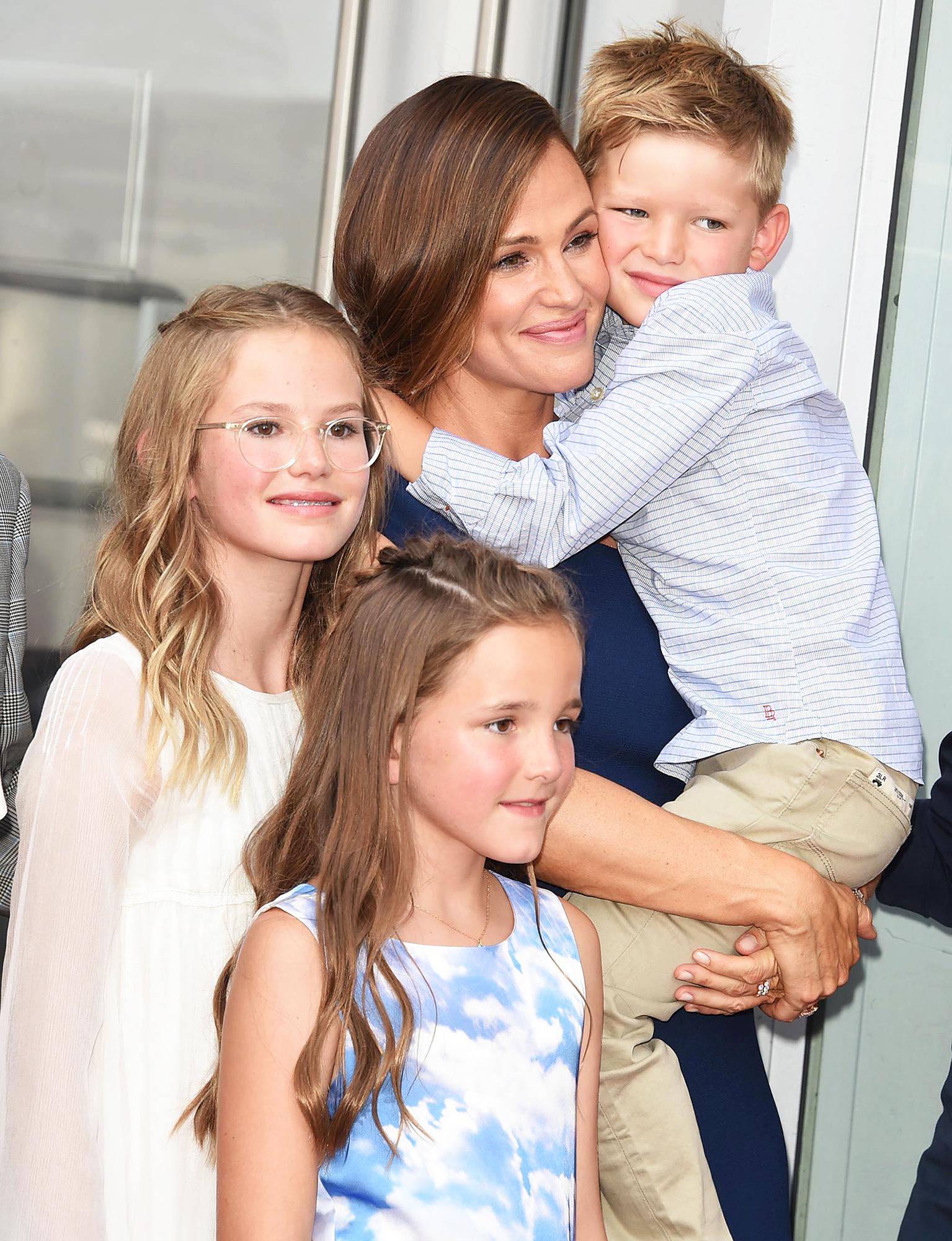 Jennifer Garner Recalls Terrifying Kayak Trip Daughter Violet