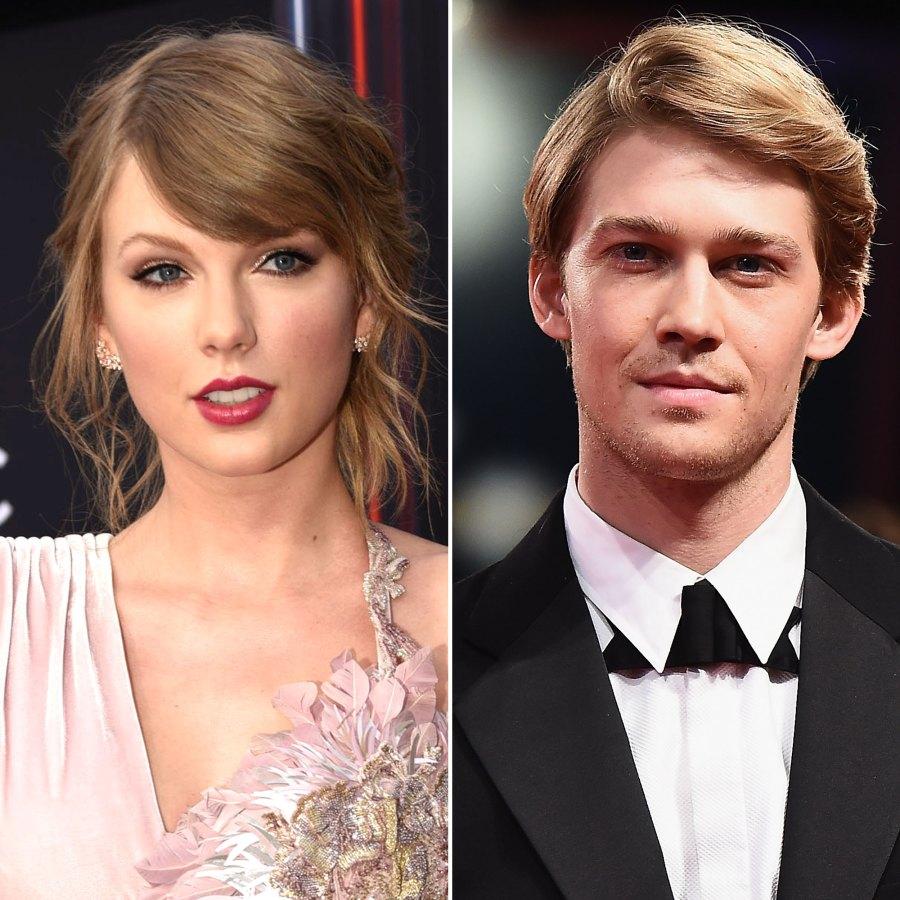 Taylor Swift and Joe Alwyn