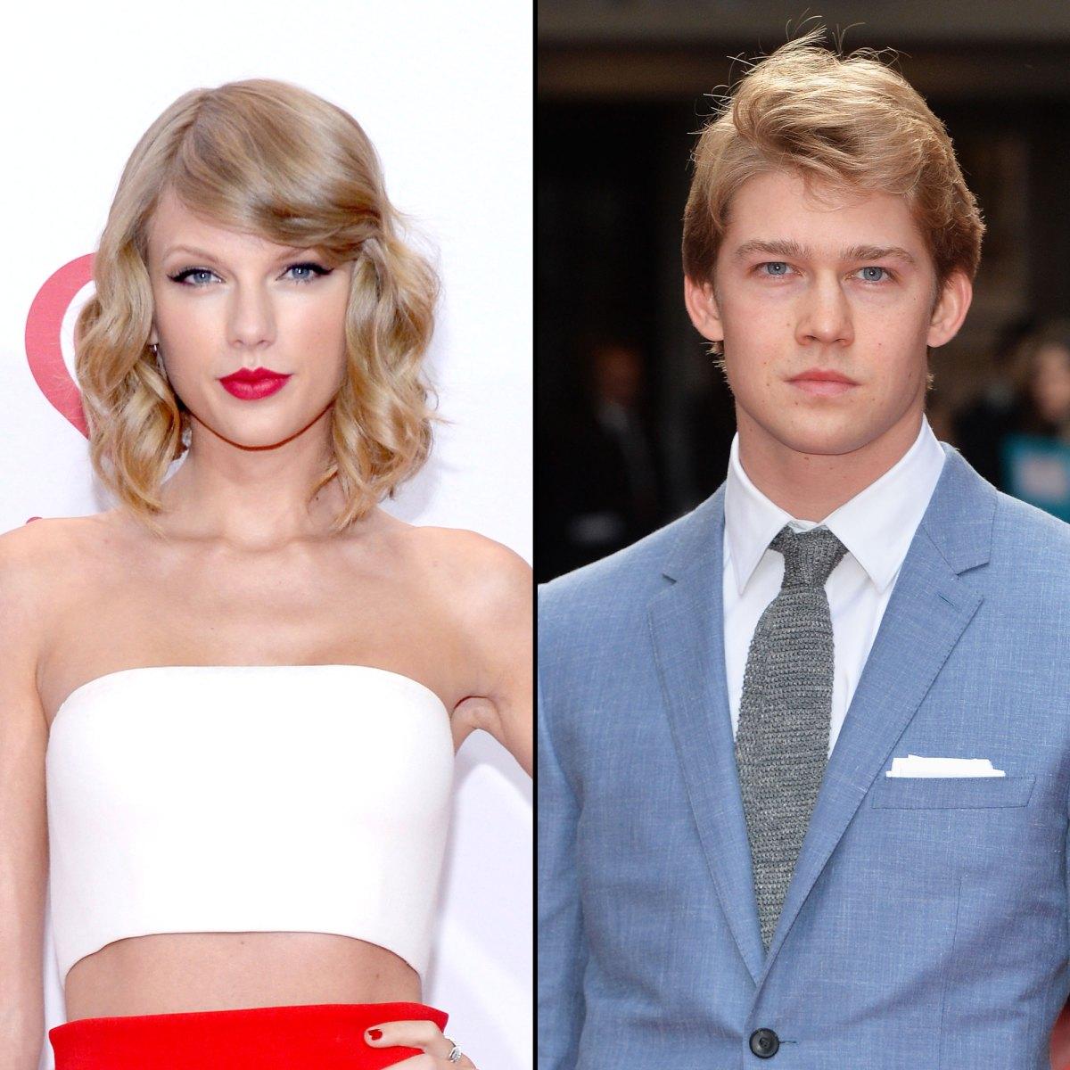Taylor Swift And Joe Alwyn Relationship Timeline