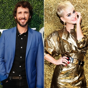 Josh Groban, Katy Perry