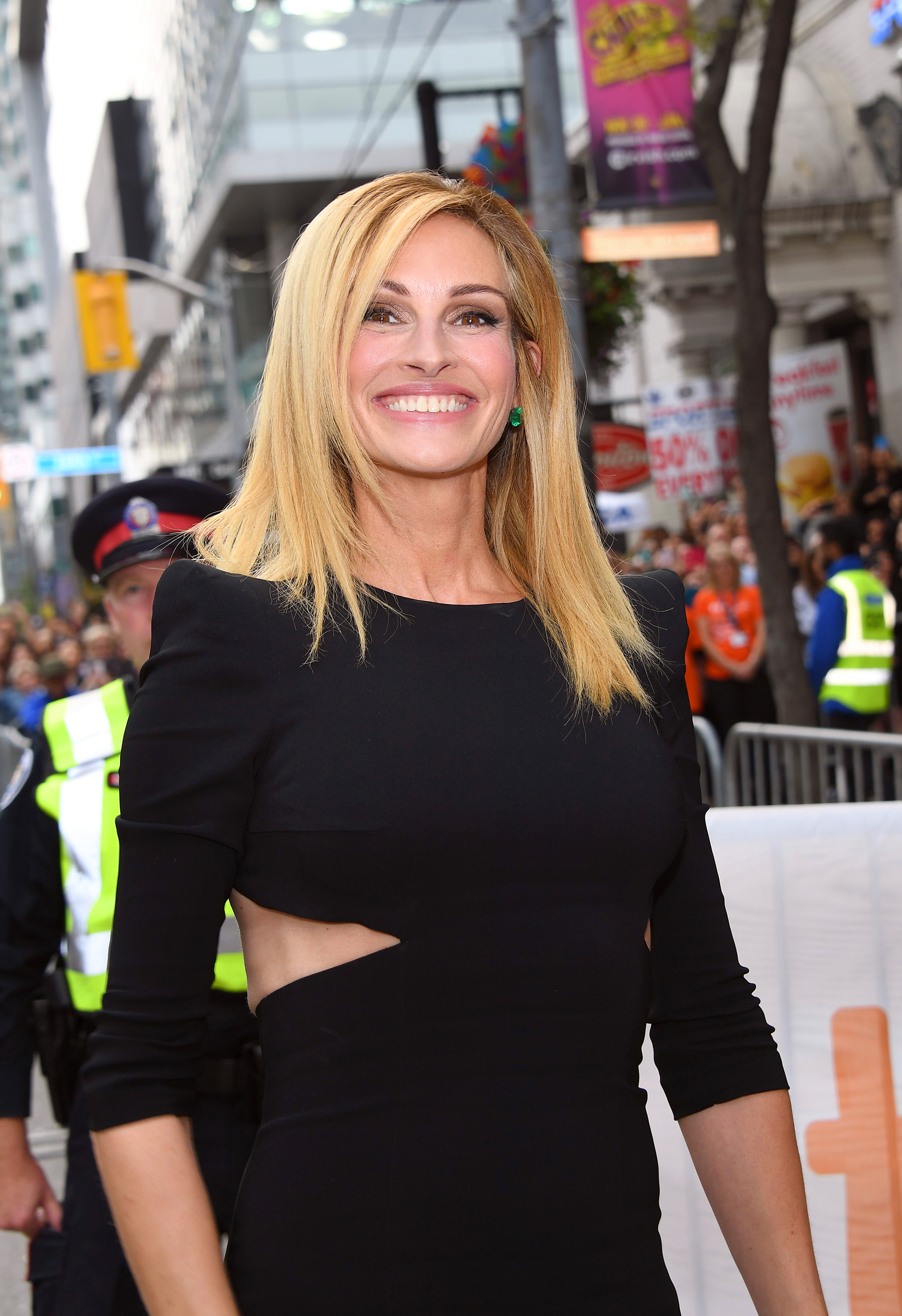 The Stars Joining Fall TV - While she's appeared in dozens of films and guest-starred on multiple TV shows like Friends and Murphy Brown , Julia Roberts has never had a main role on television until now. The Academy Award winner leads Amazon's new series, Homecoming , in which she plays a caseworker at a secret government facility in the psychological thriller.