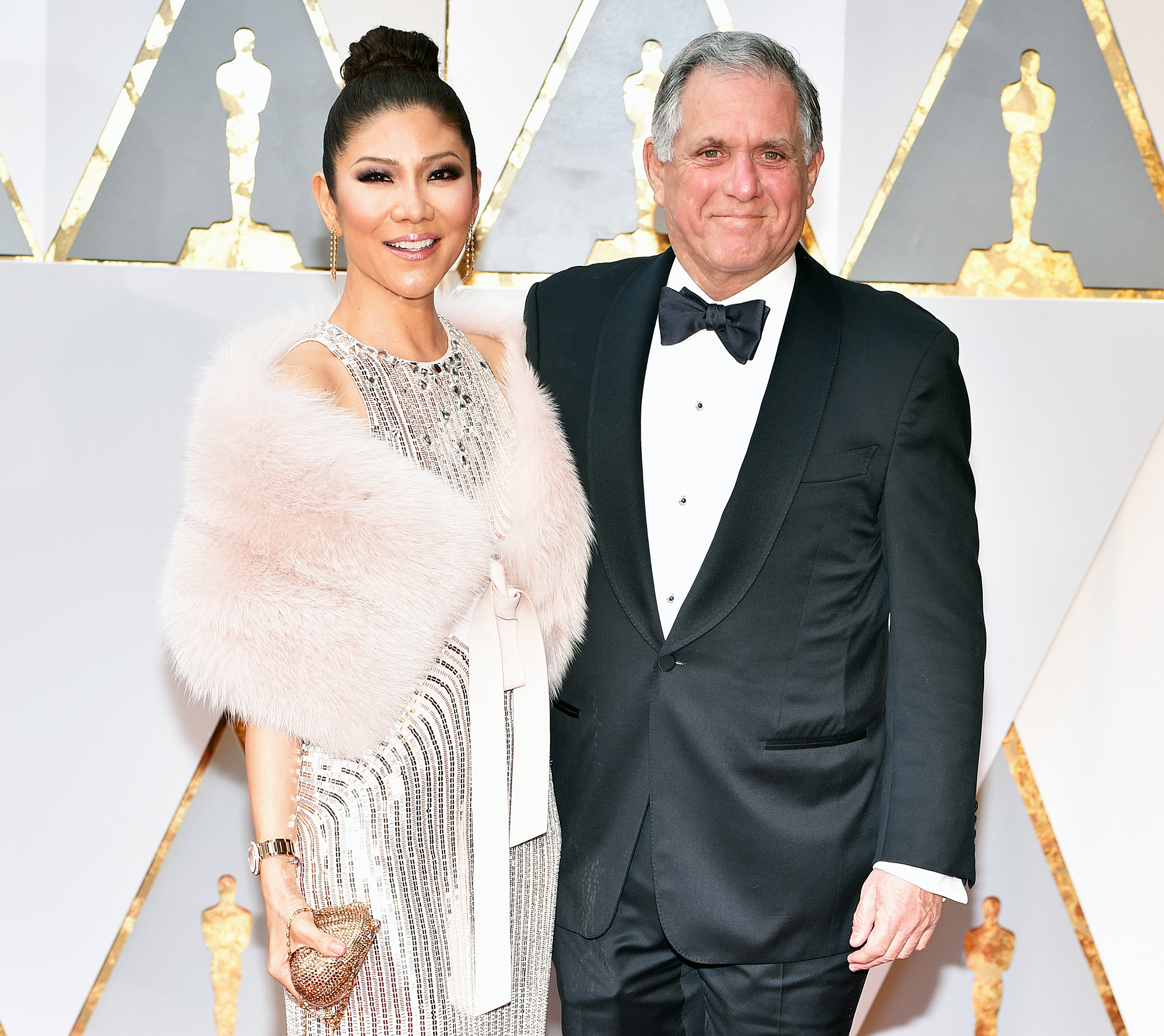 Les Moonves Julie Chen Big Brother Sign Off