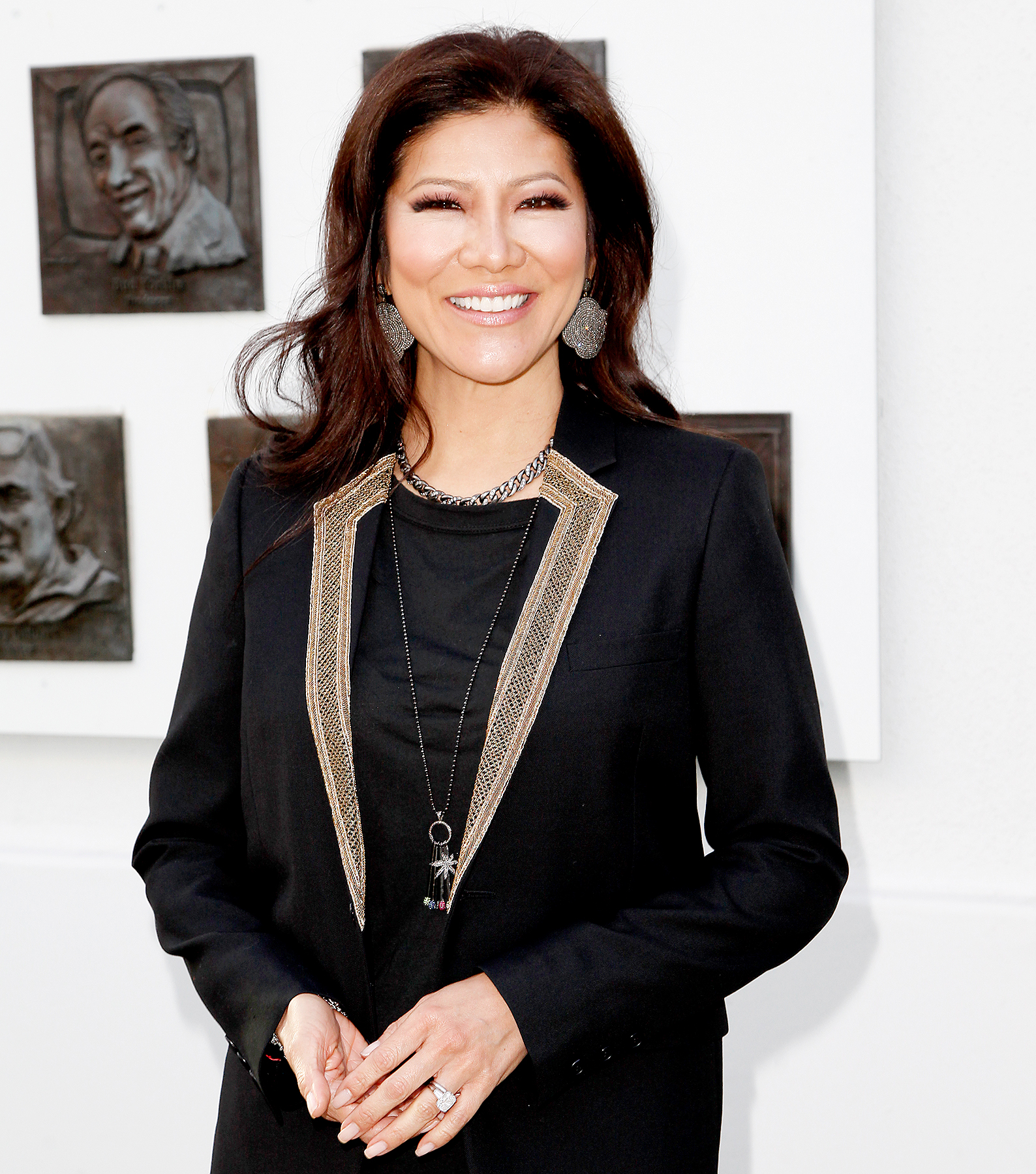 Julie Chen - Julie Chen attends the 'Who Do You Think You Are?'