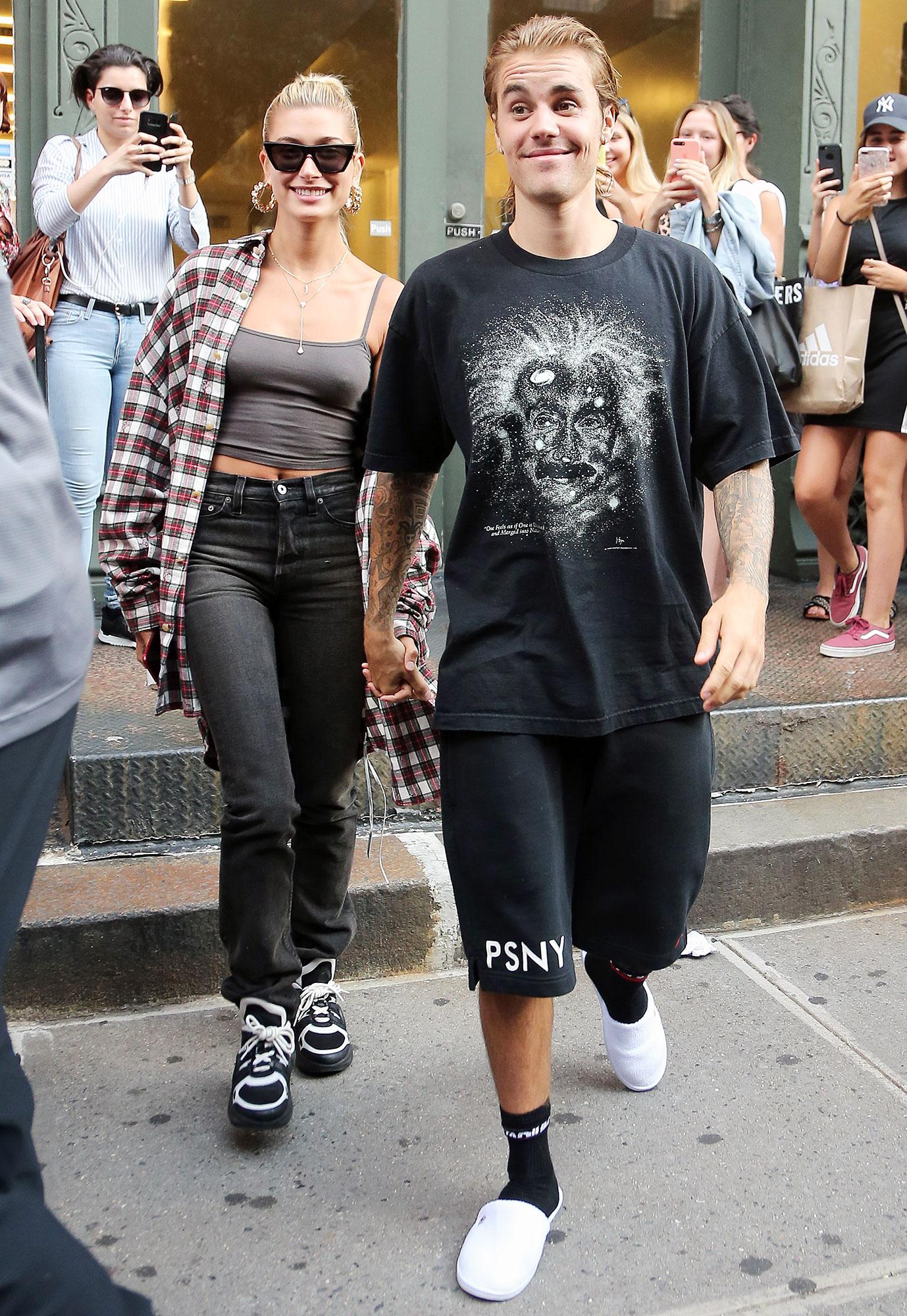 Ca sĩ Justin Bieber thuê cả dàn vệ sĩ bảo vệ bố vợ khi đi dạo trước ngày đám ...