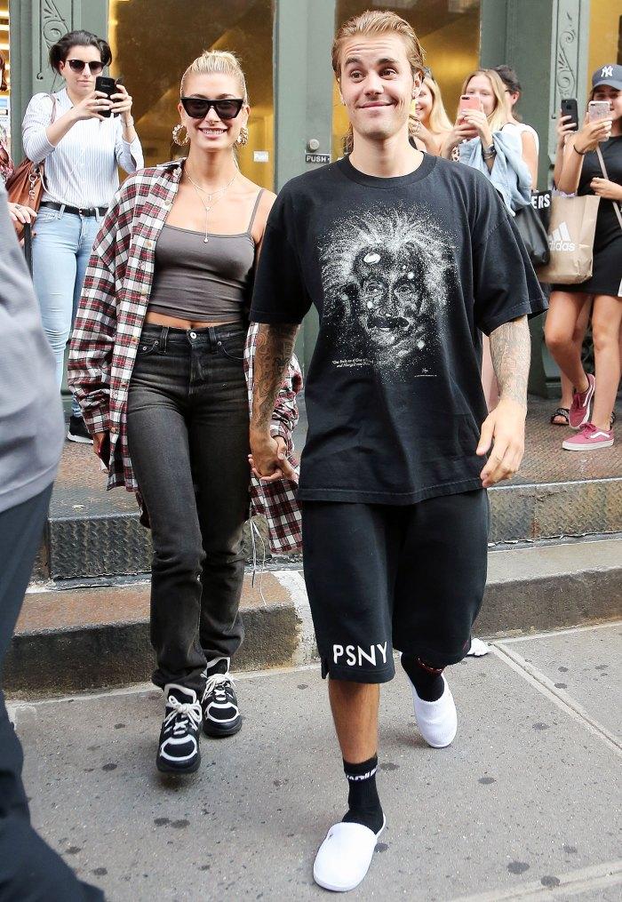 Justin Bieber Hailey Baldwin Engaged Best Summer Ever