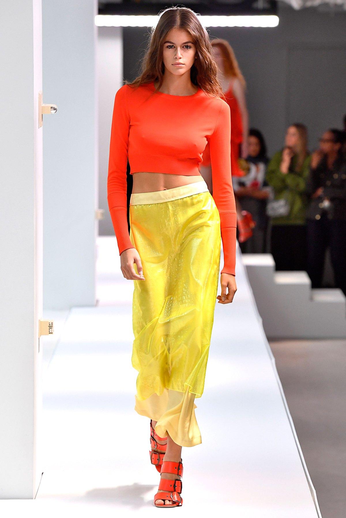 Kaia Gerber's Best Fashion Week, Runway Moments: Pics