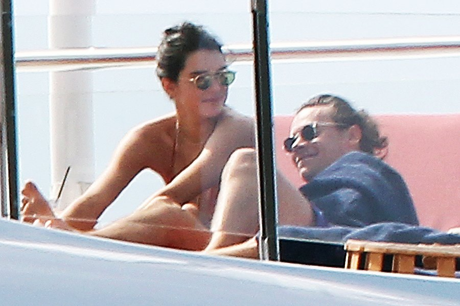 Kendall Jenner Love Life Harry Styles