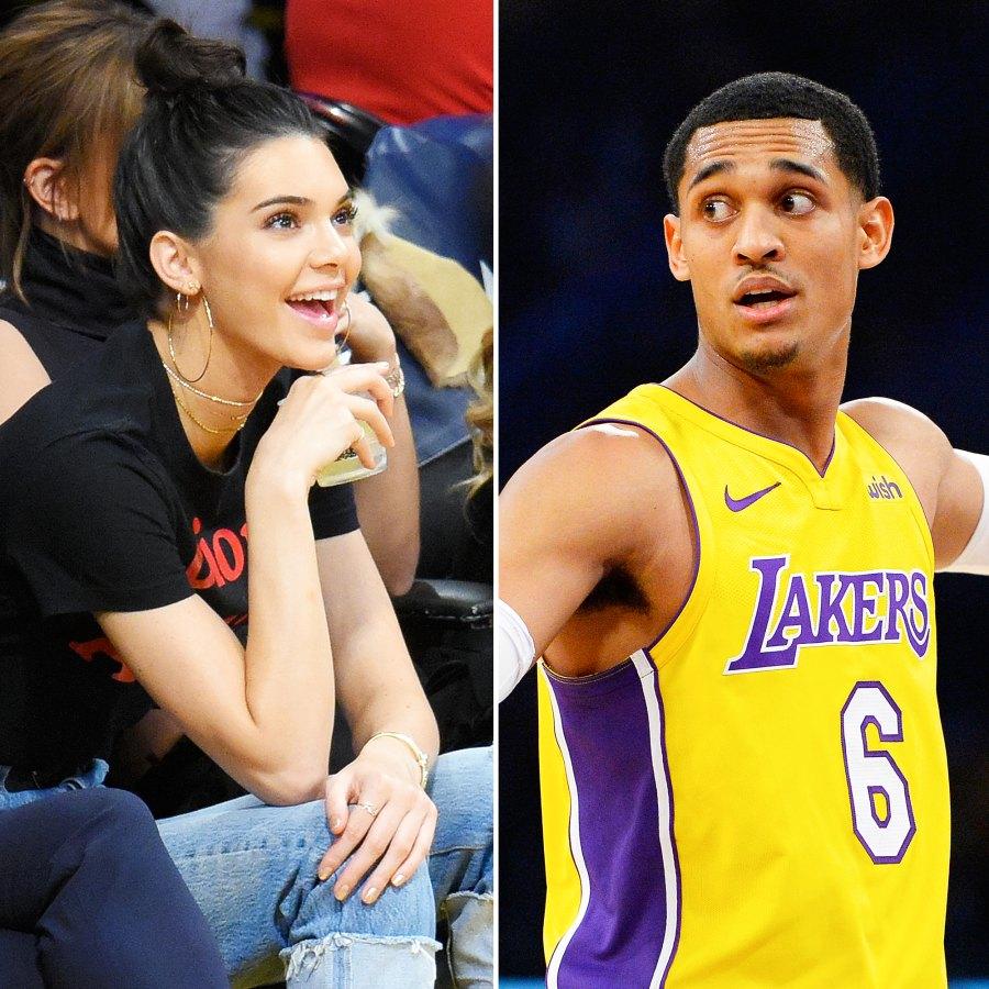 Kendall Jenner Love Life Jordan Clarkson