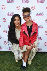 Kimye's sweetest moments with their kids
