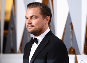 Leonardo DiCaprio Is Trying to Save the World One Plant-Based Burger at a Time