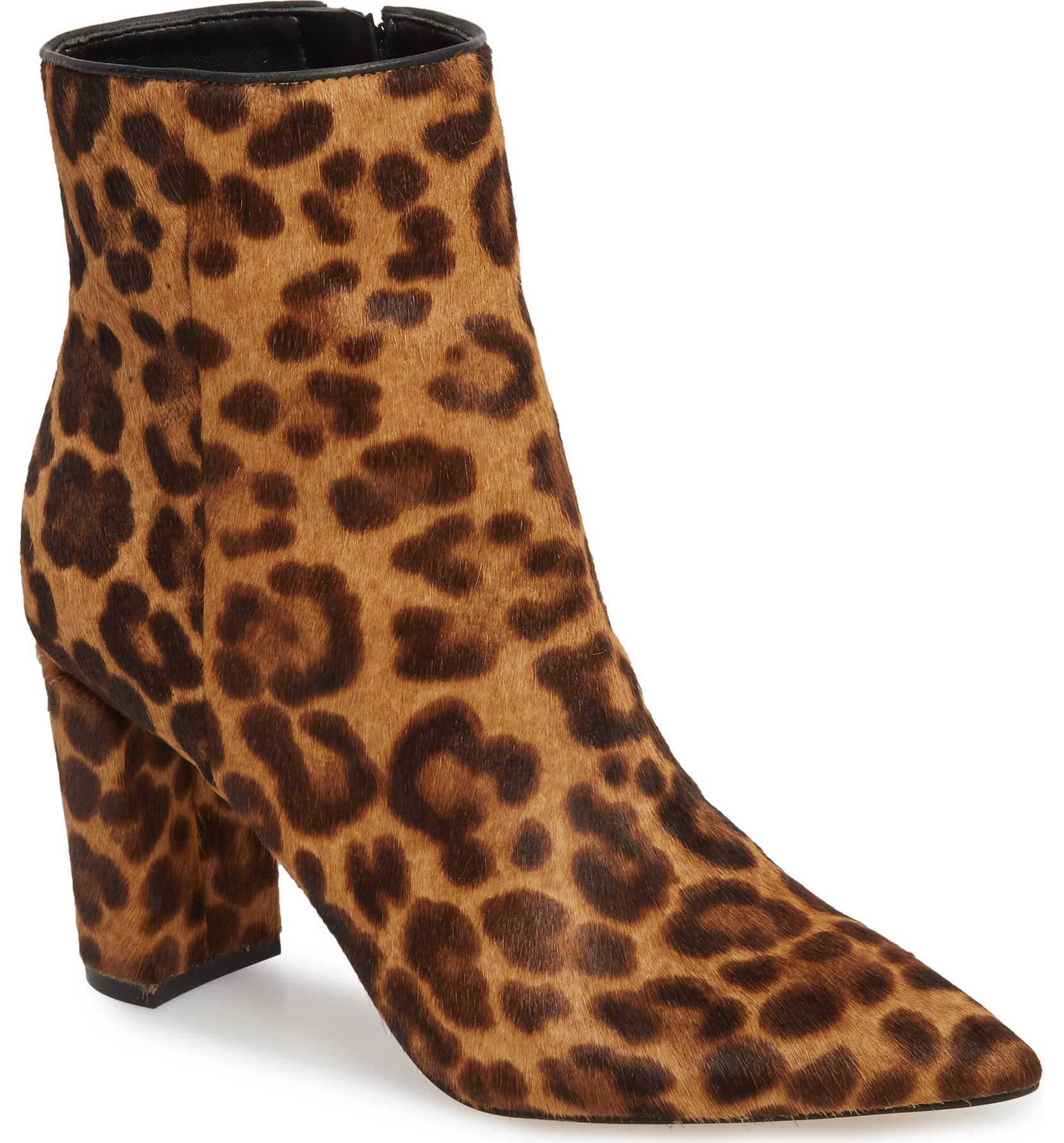 ccf7548c34ac Shop These Leopard Booties for a Wild Fashion Statement