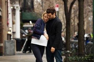Olivia Wilde and Oscar Isaac in 'Life Itself'