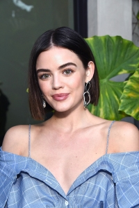Lucy Hale's Zit-Zapping Trick Involves a Trip to the Refrigerator: 'Try It'