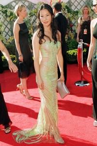 Lucy Liu Emmy Awards Wackiest Dresses