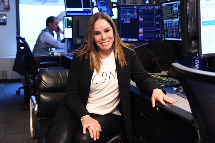 Melissa Rivers Jokes That She 'Unfortunately' Hears Mother Joan Rivers Talking to Her 'Every Day'