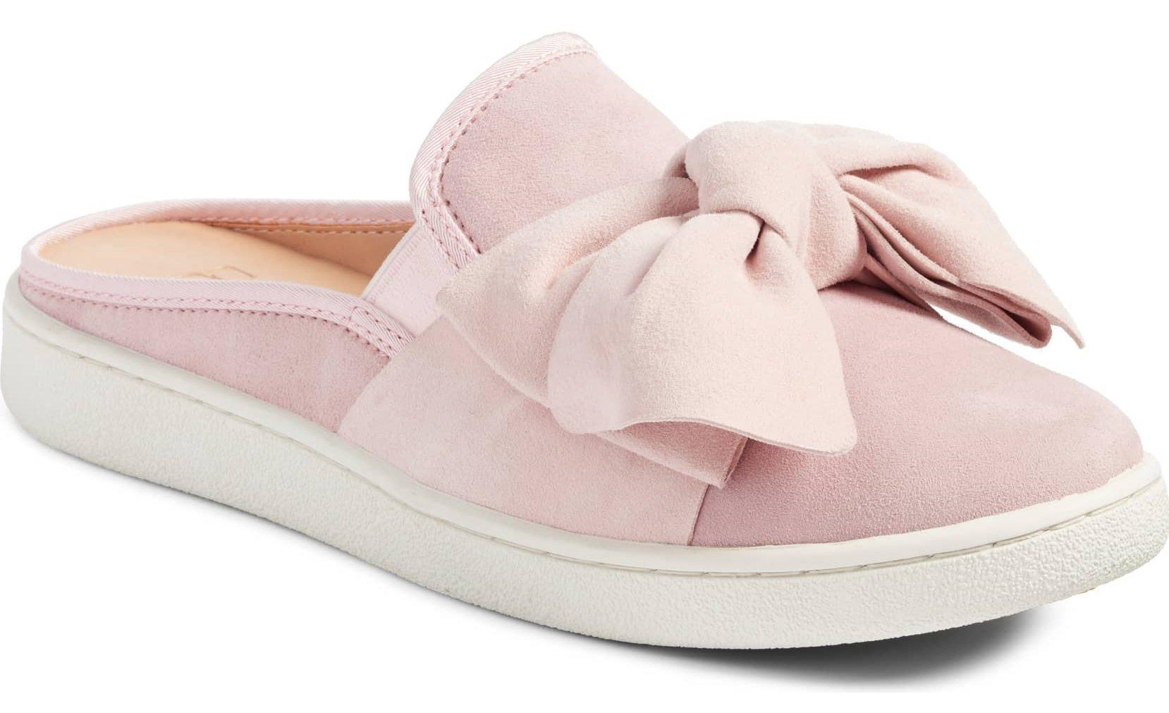 pink ugg mule sneaker flat nordstrom