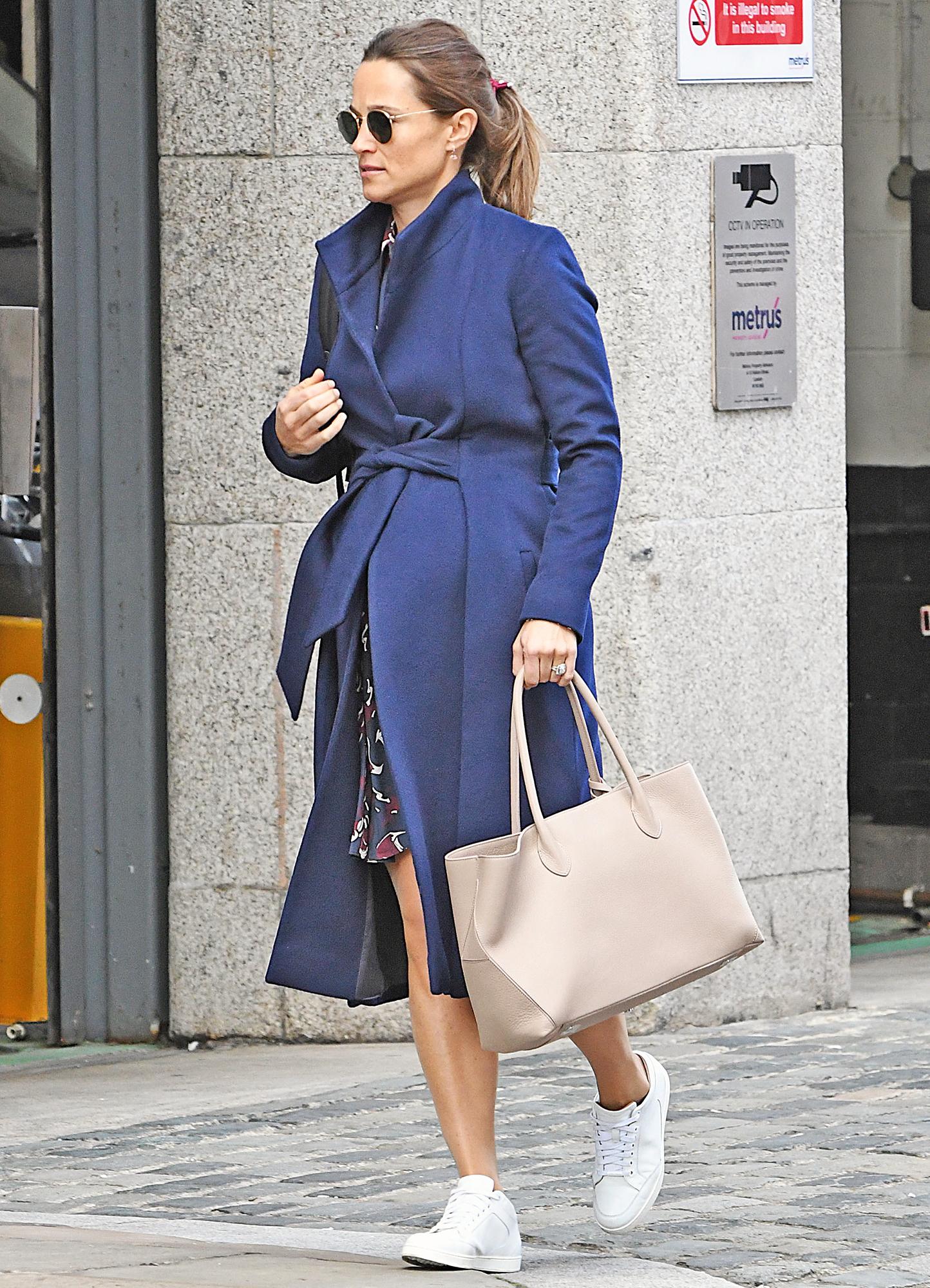 Pippa Middleton Baby Bump