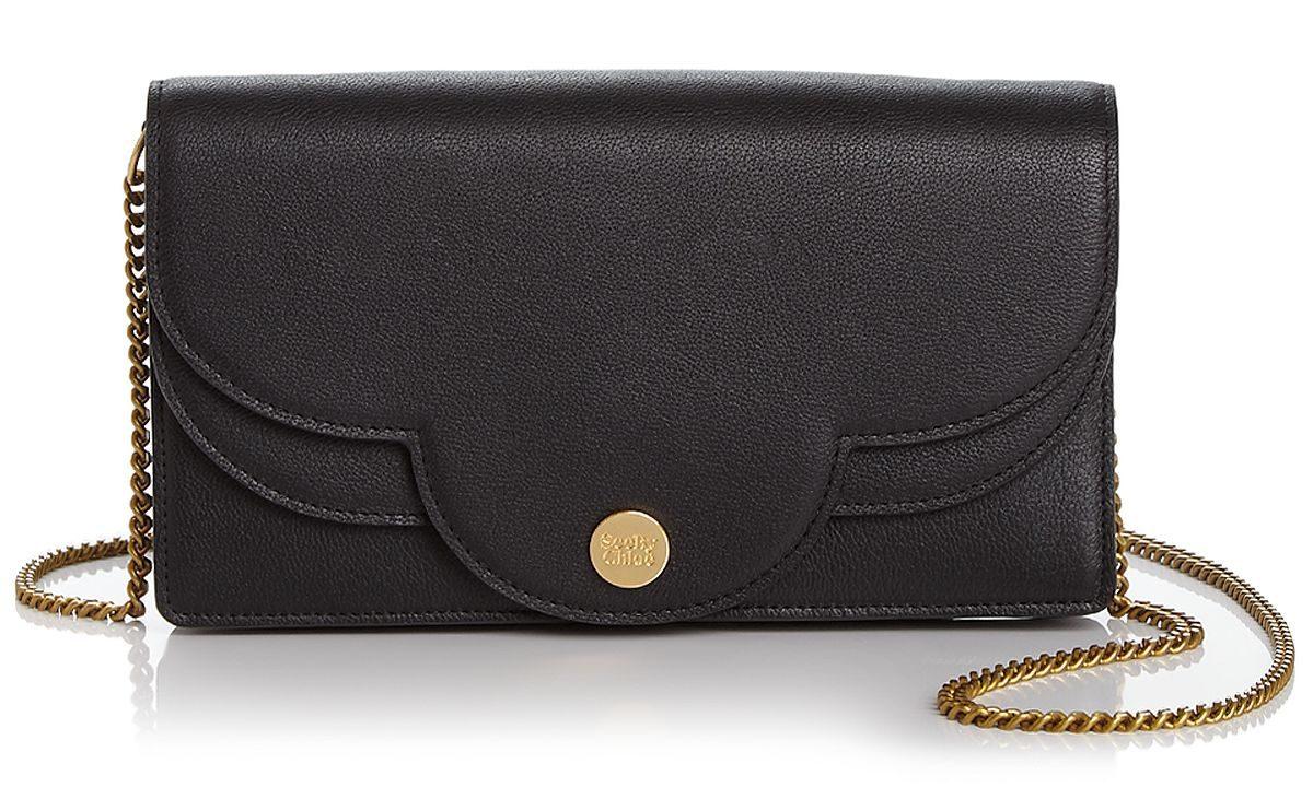 polina evening bag black chloe bloomingdales sale