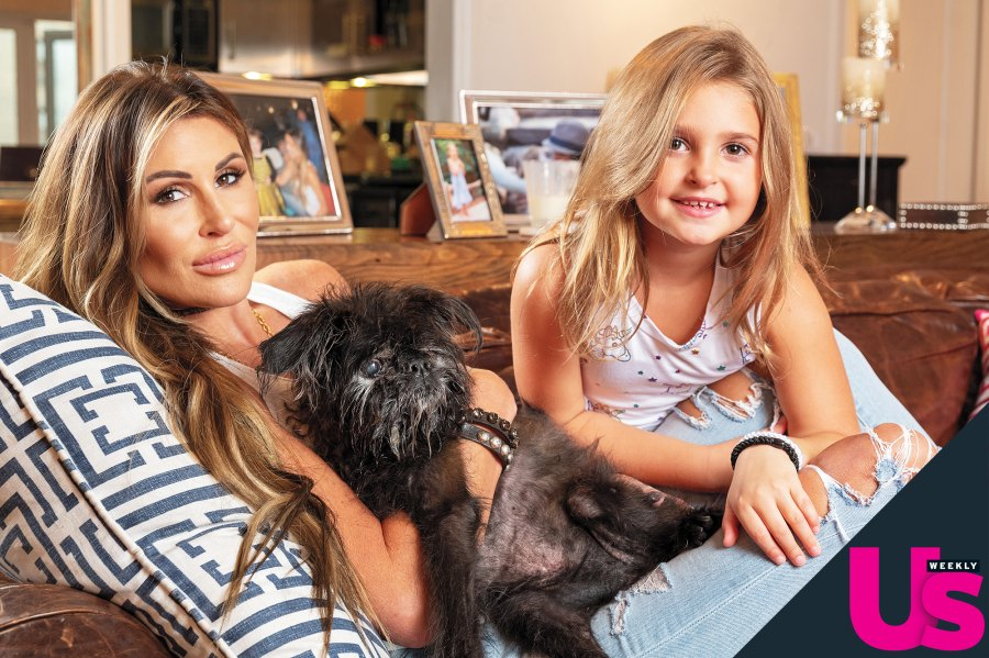 Rachel Uchitel daughter Wyatt dog Rudy Giuliani September 10th 2018