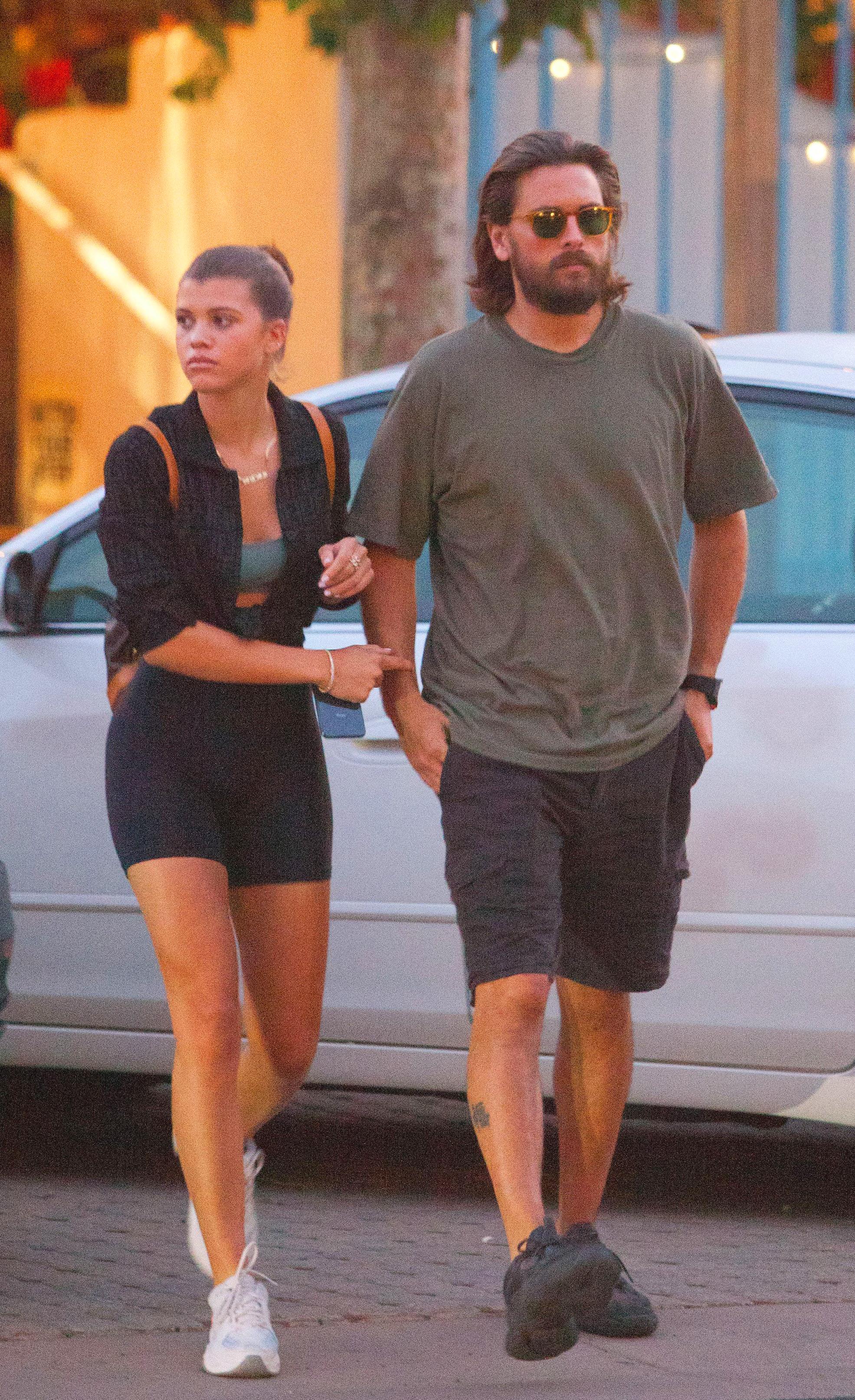 Sofia Richie: Scott Disick and I Are 'Very Happy ...