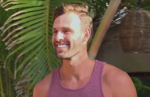 Robby Hayes on Bachelor In Paradise