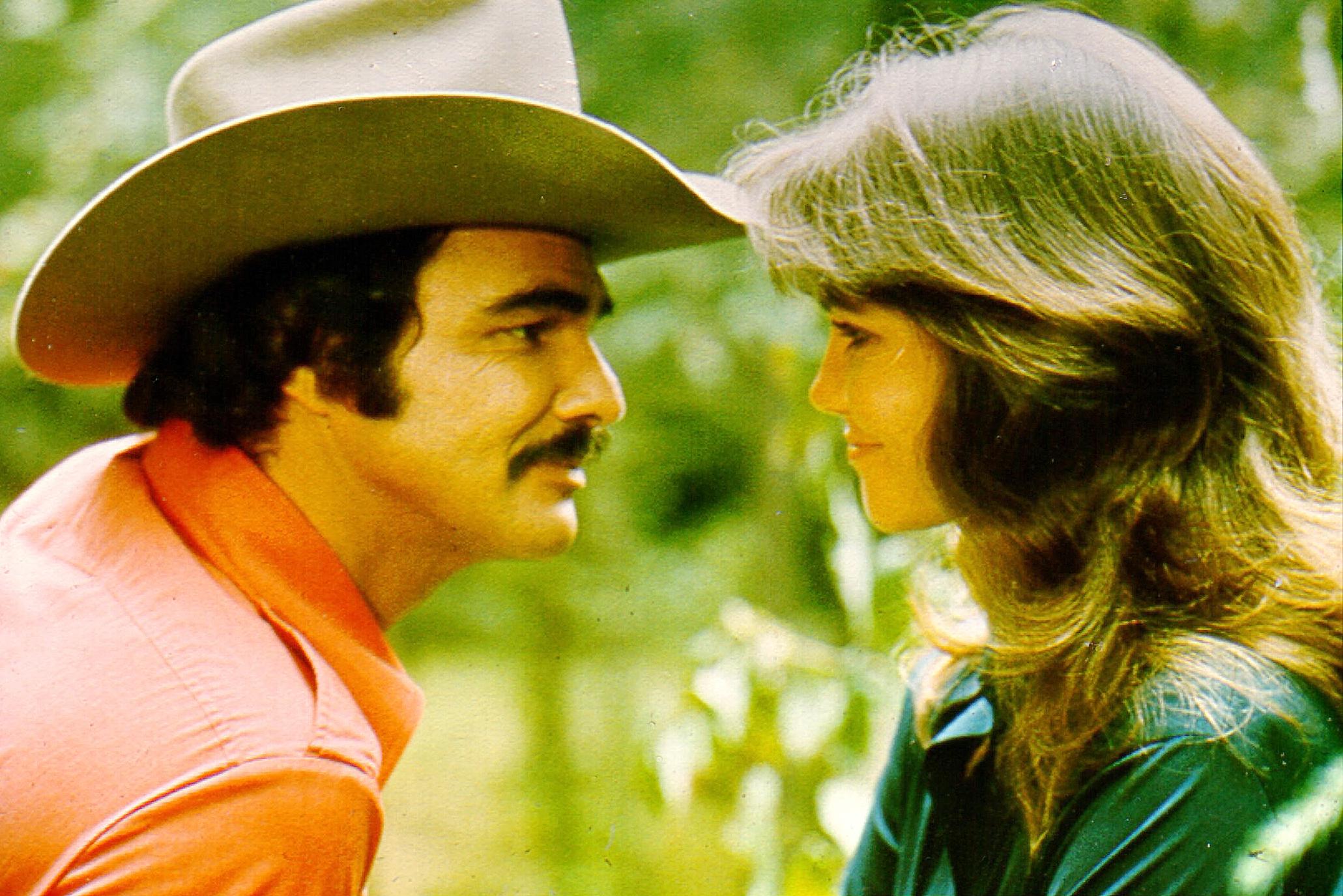 Burt Reynolds Sally Field Smokey and the Bandit.
