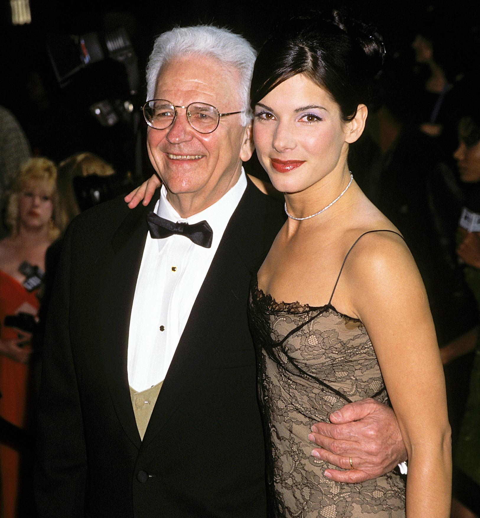 Sandra Bullock Father John Bullock Dies