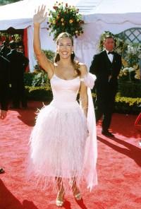Sarah Jessica Parker Emmy Awards Wackiest Dresses