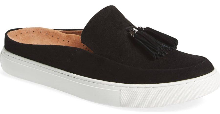 mule slide sneaker