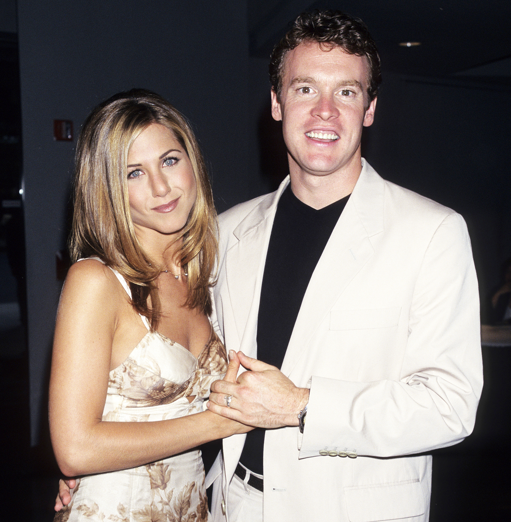 Tate Donovan Jennifer Aniston Split Friends