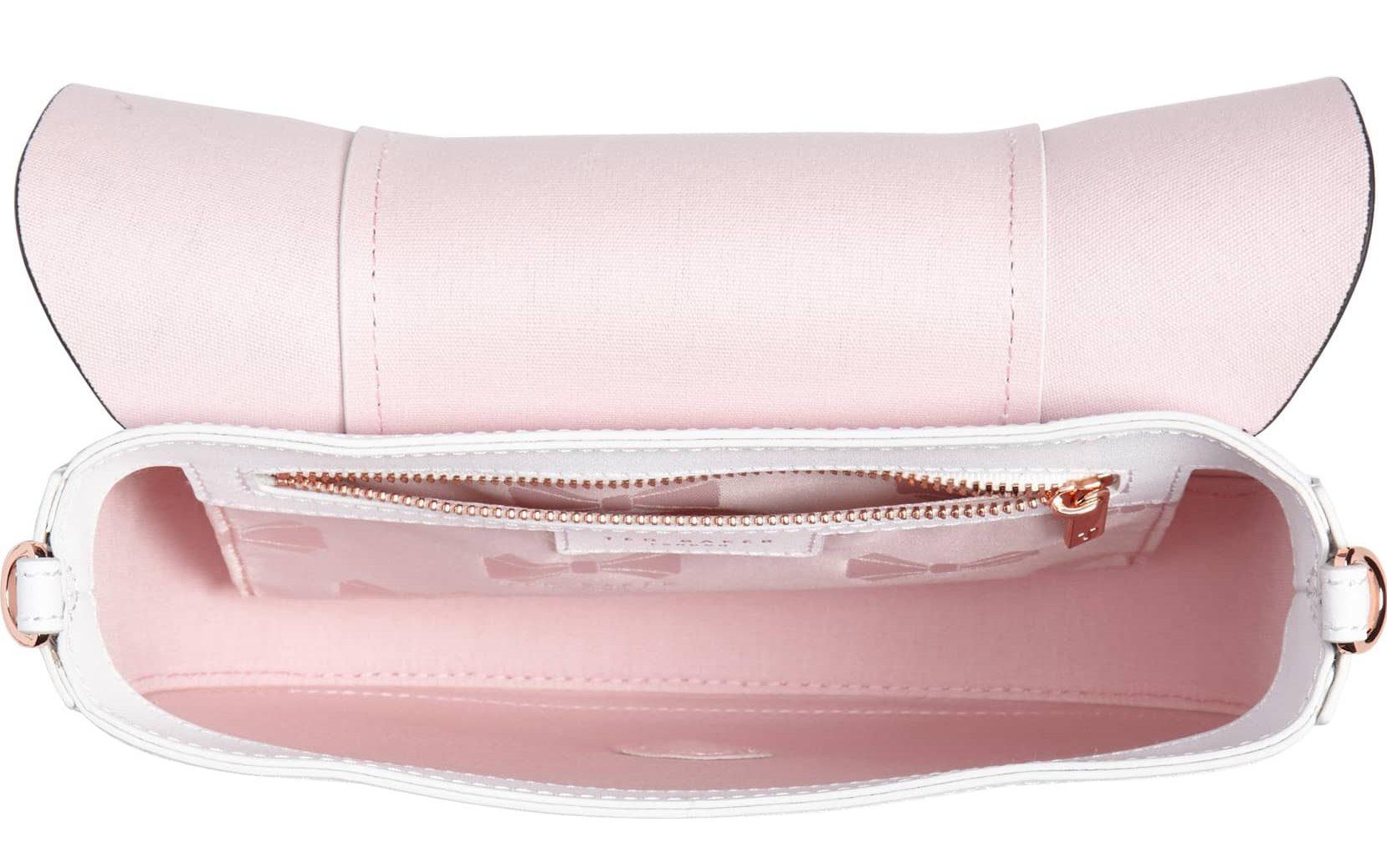 ted baker cross body bag pink