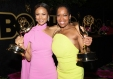Thandie Newton Regina King Emmys 2018 Afterparties