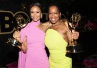 Thandie Newton Regina King Emmys 2018 Afterparties