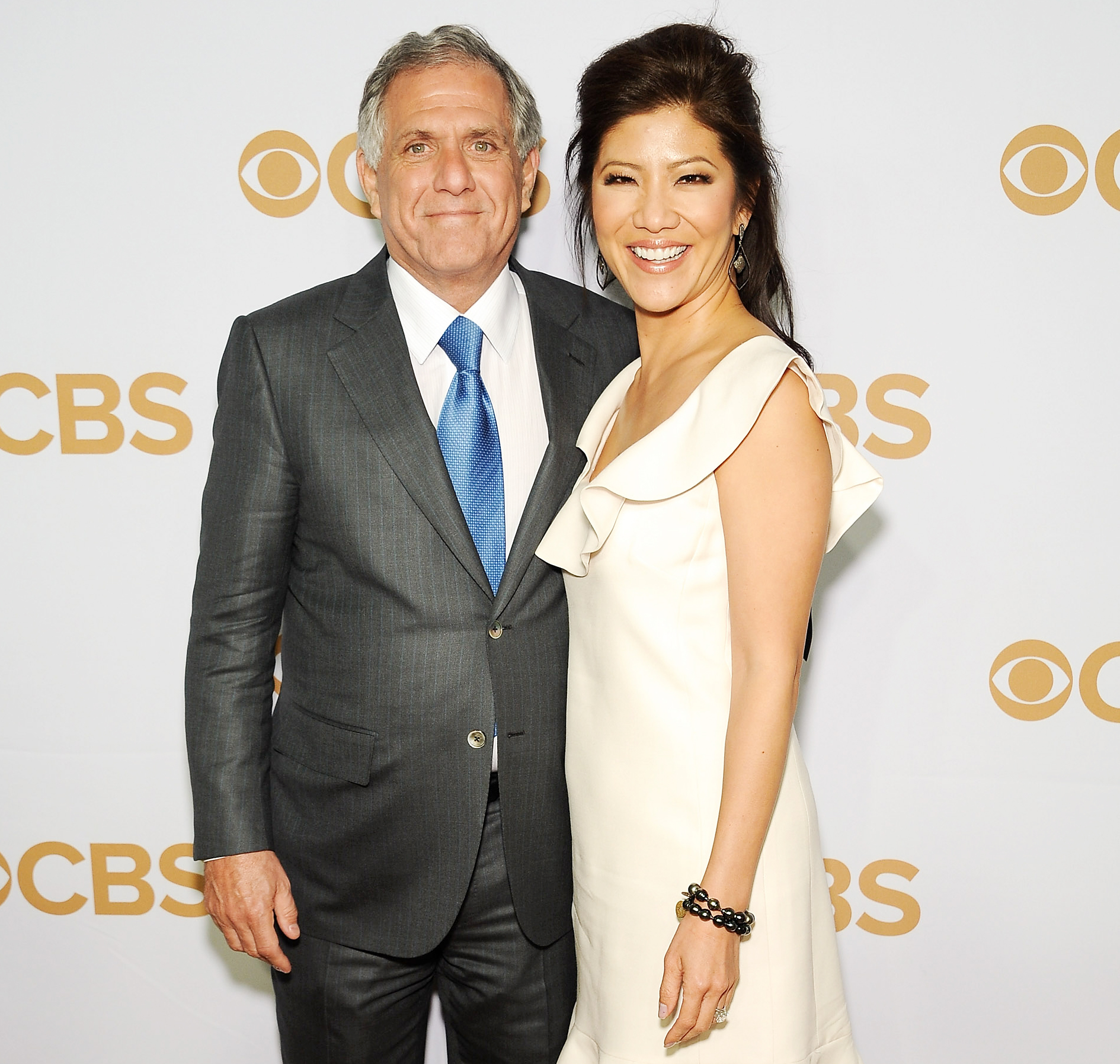The View Hosts Compare Julie Chen Les Moonves Hillary Clinton Bill Clinton