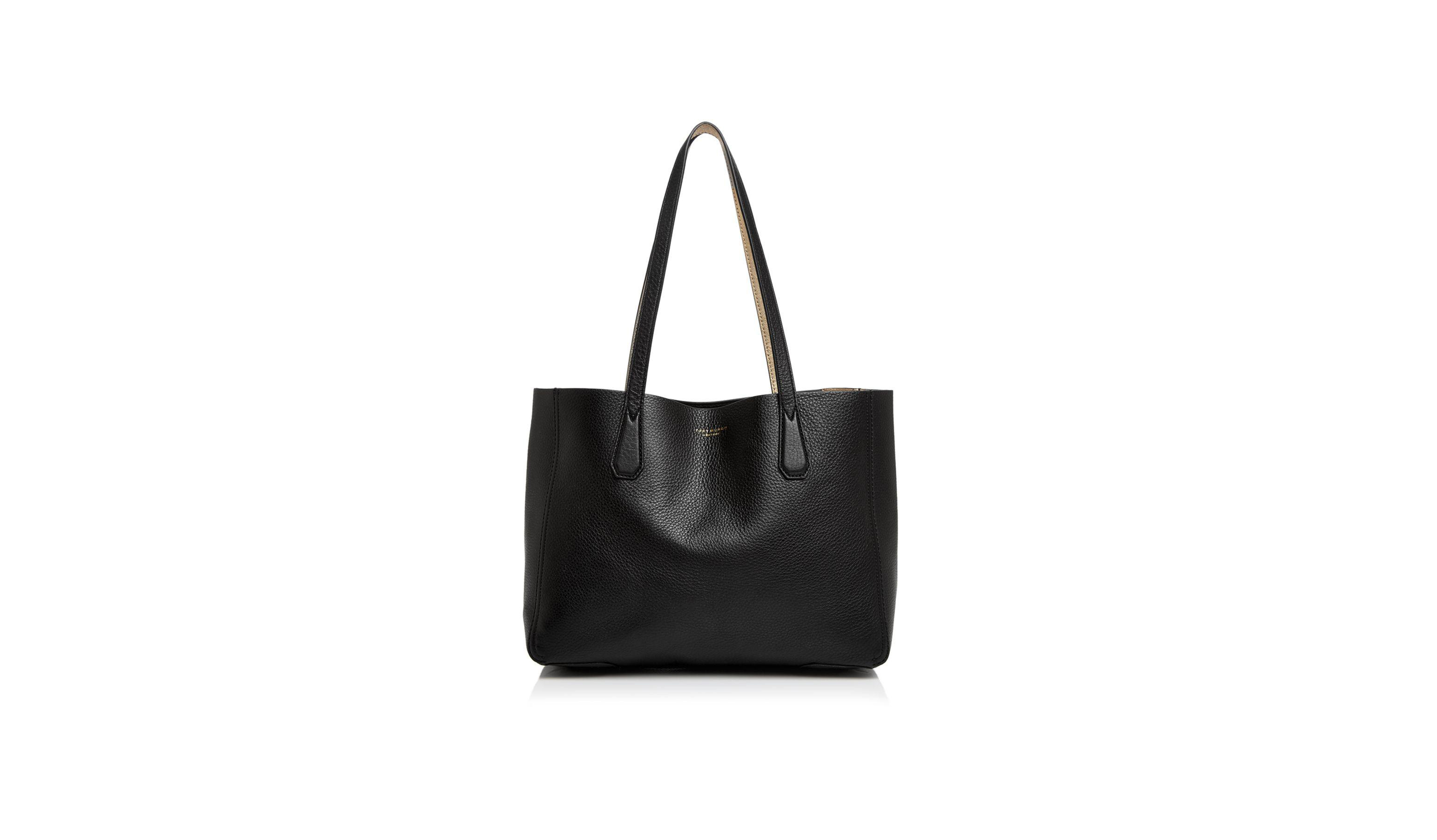 17e41c20ecde This Tory Burch Leather Tote Is the Perfect Everyday Bag