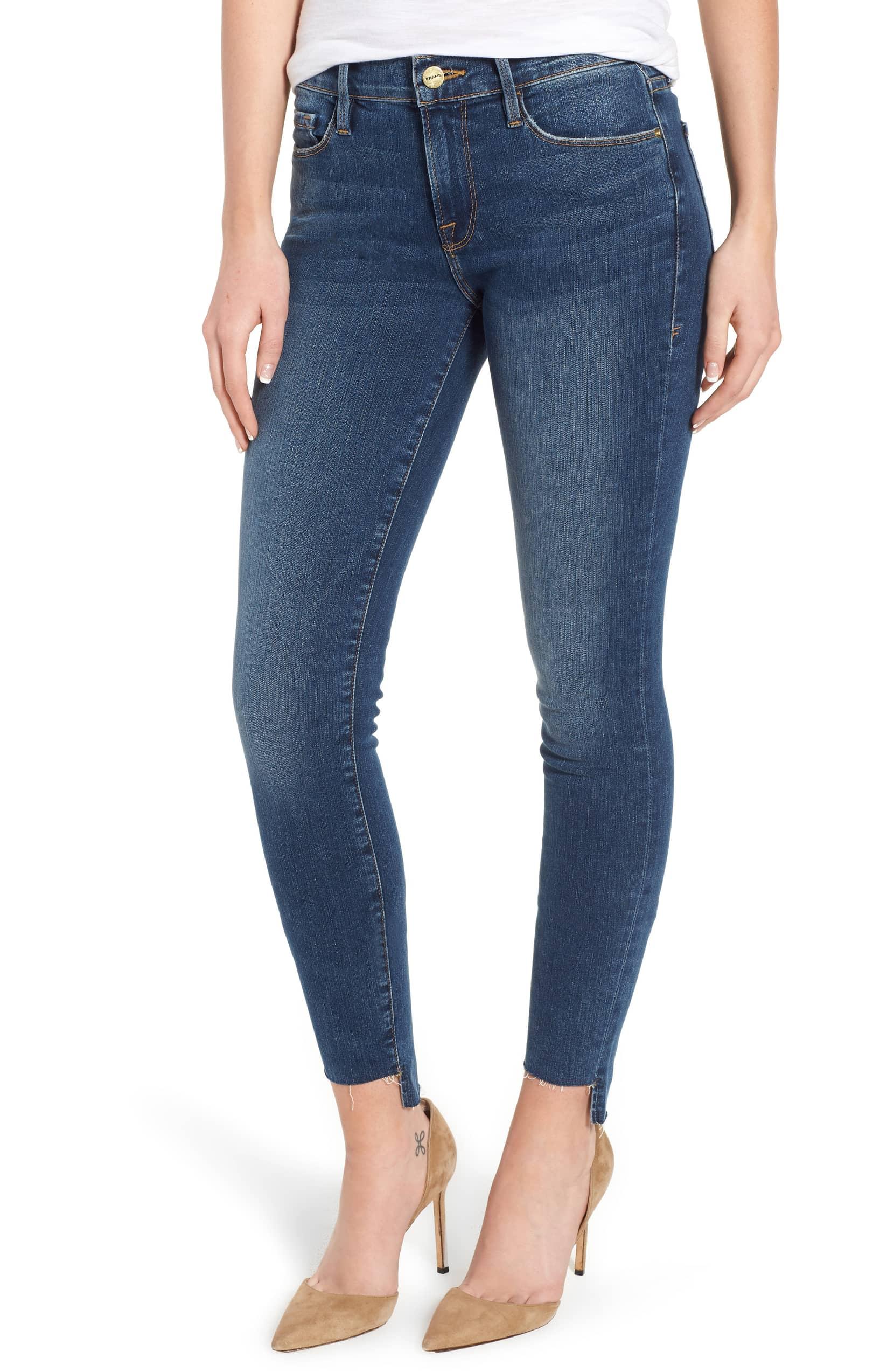 skinny jeans nordstrom frame