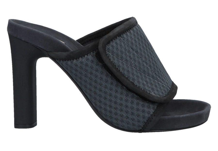 yeezy tech mule heels