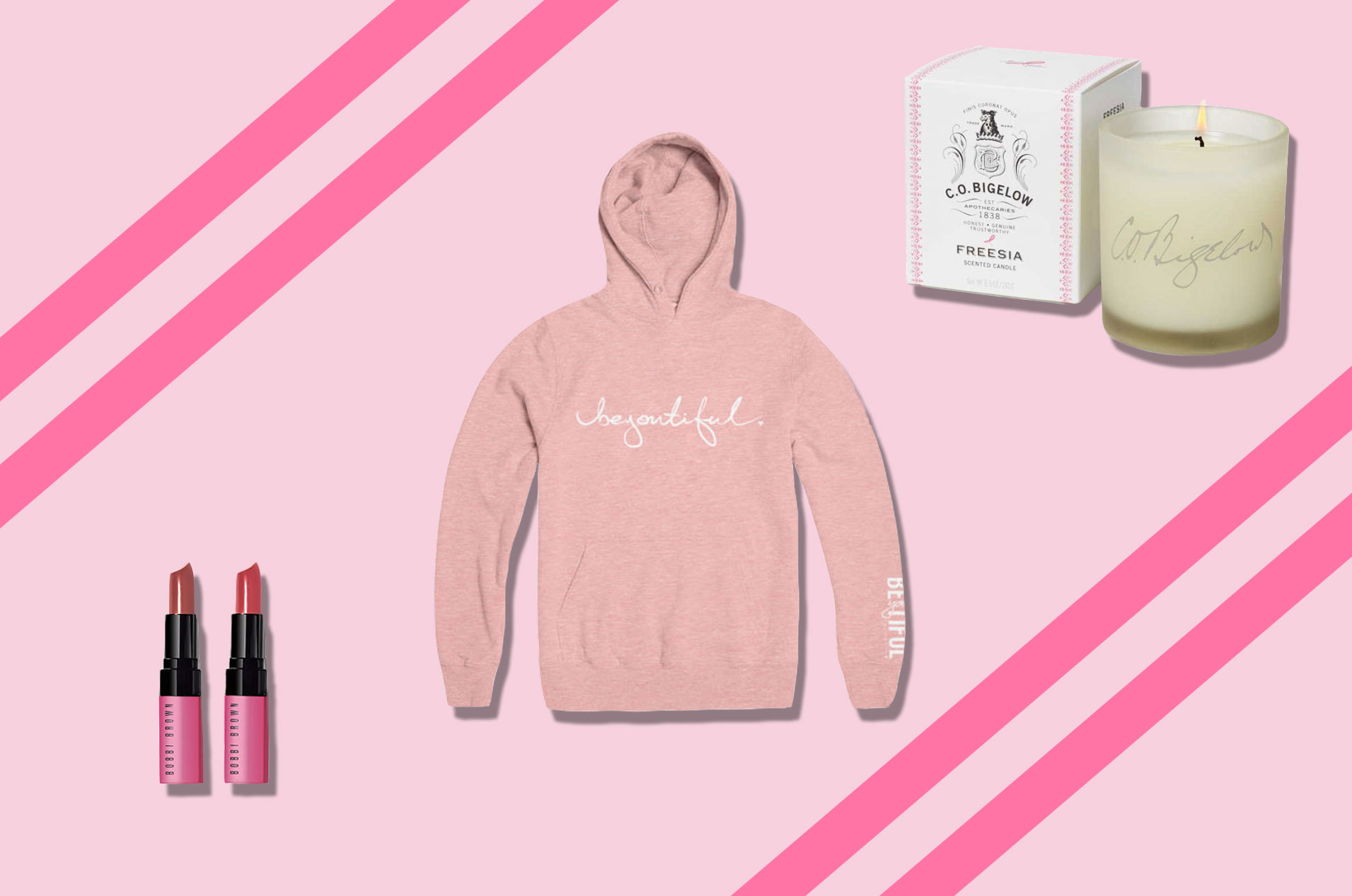 c27670aacc2a3 Breast Cancer Awareness 2018: Fashion, Beauty Charity Items