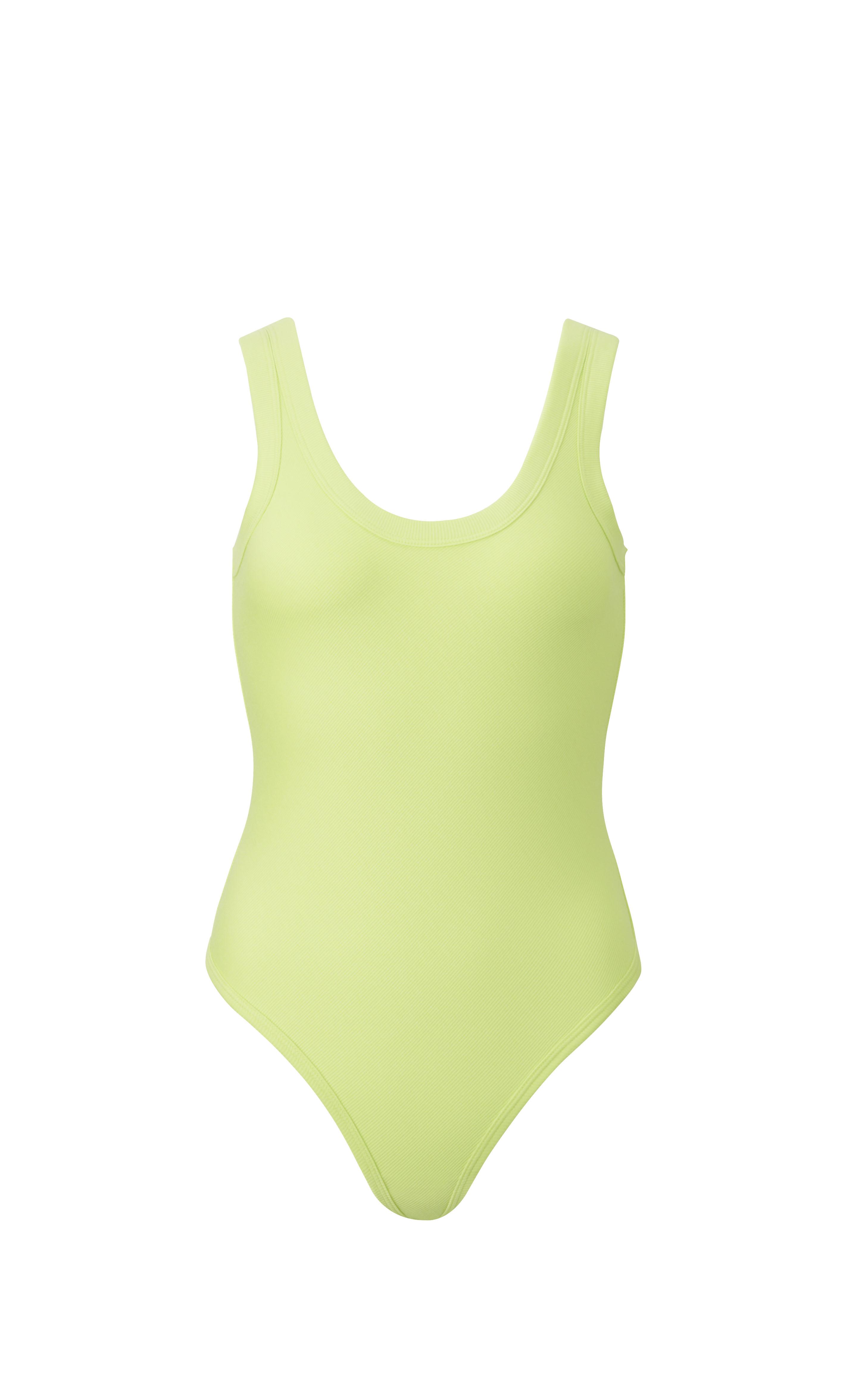 d1b8ee5745 Alexander Wang x Uniqlo Women Heattech Ribbed Sleeveless Bodysuit