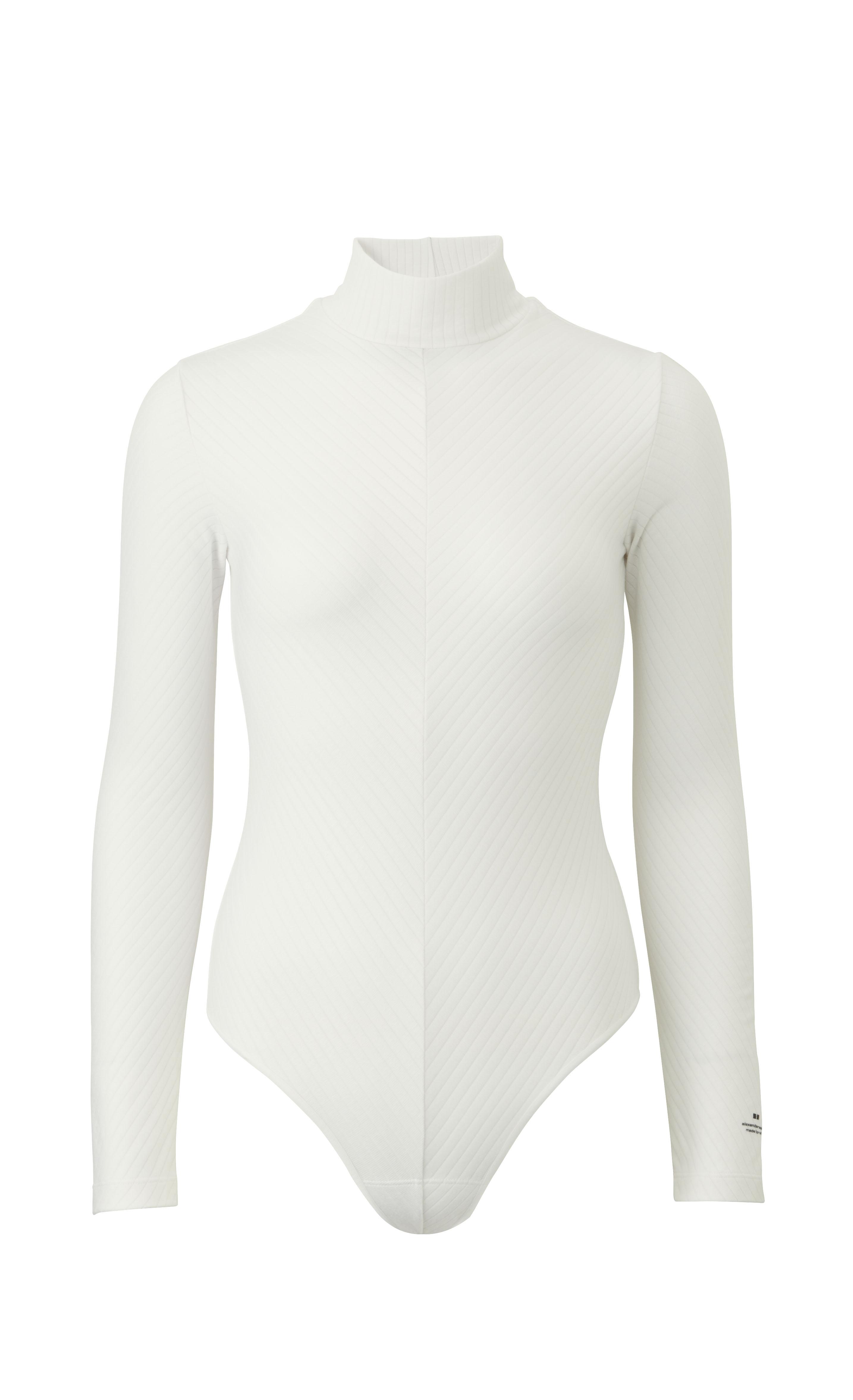 8c3caf3a27 Alexander Wang x Uniqlo Women Heattech Extra Warm Long-Sleeve Bodysuit