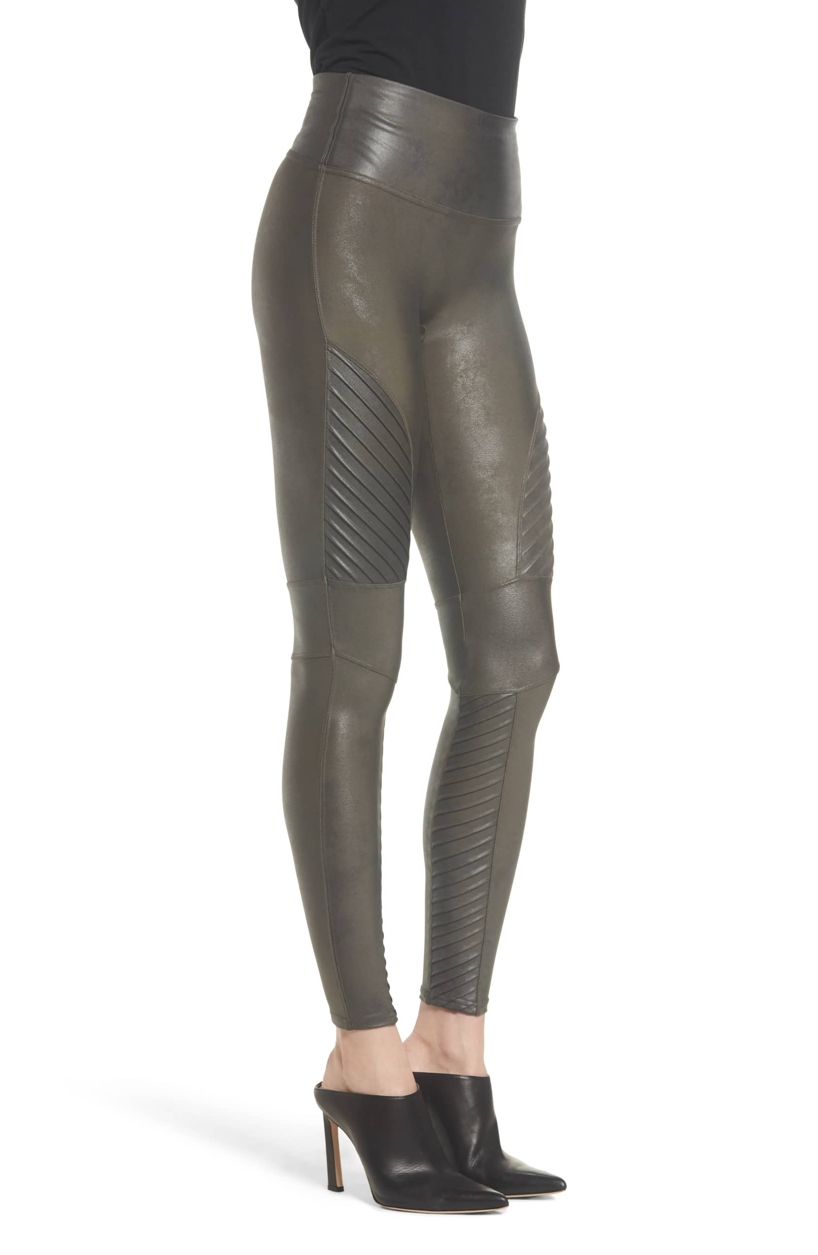 688dfc4436cd8 Shop Our Favorite Spanx Faux Leather Moto Leggings at Nordstrom