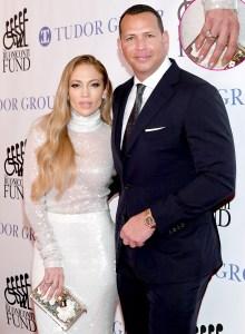 Alex-Rodriguez-Jennifer-Lopez-engaged