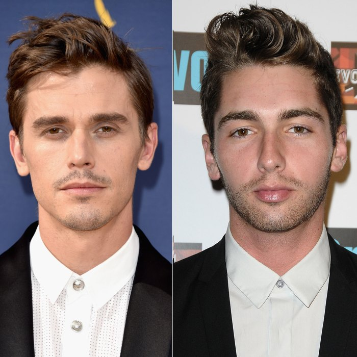 Queer Eye S Antoni Porowski Dating Flipping Out S Trace Lehnhoff
