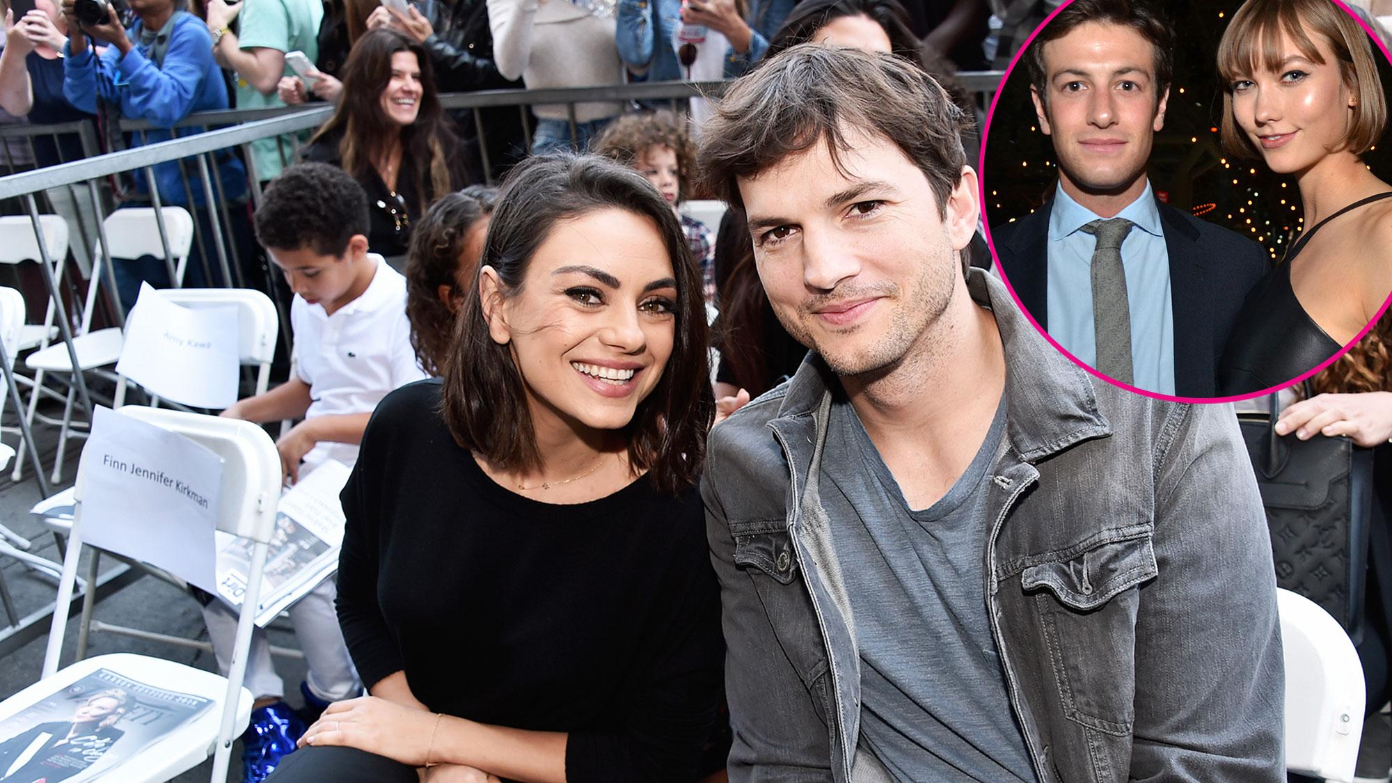 7dce05495c8 Ashton Kutcher and Mila Kunis Attended Karlie Kloss and Joshua Kushner s   Very Low-Key  Wedding