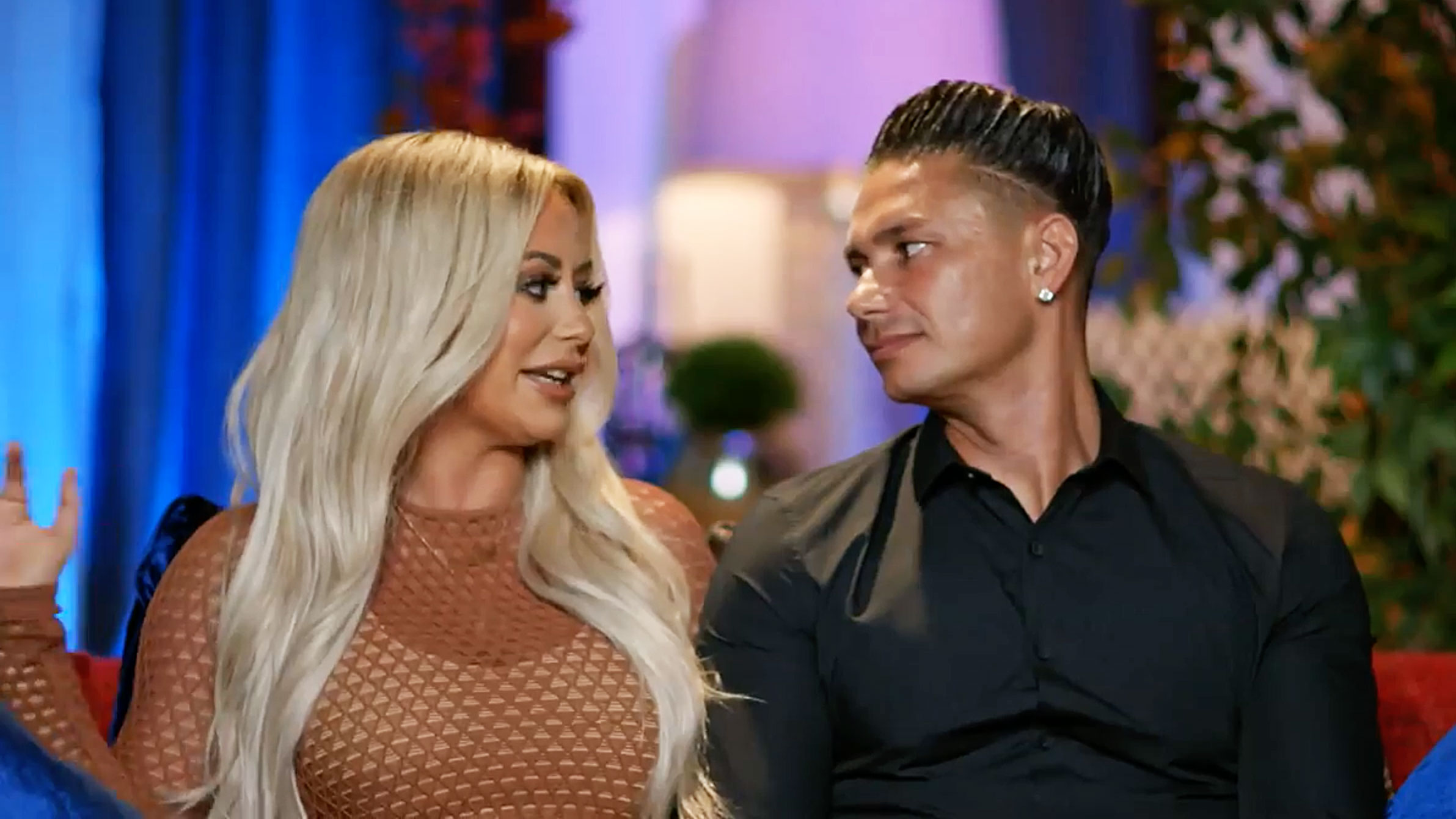 Pauly d who is he dating