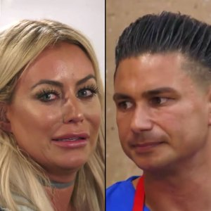 Audrey O'Day and Paulie D