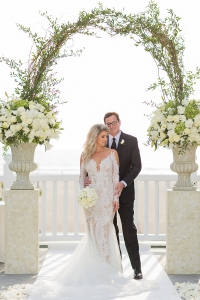 Kelly Rizzo and Bob Saget married