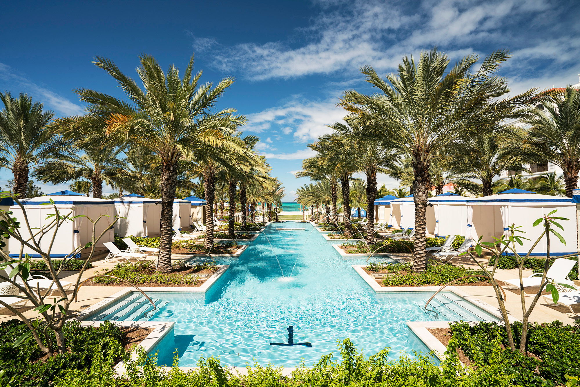 Baha Mar Casino Pool