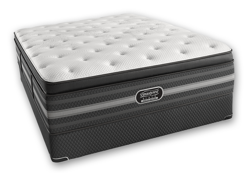 Upgrade Your Bed With A Beautyrest Black Mattress