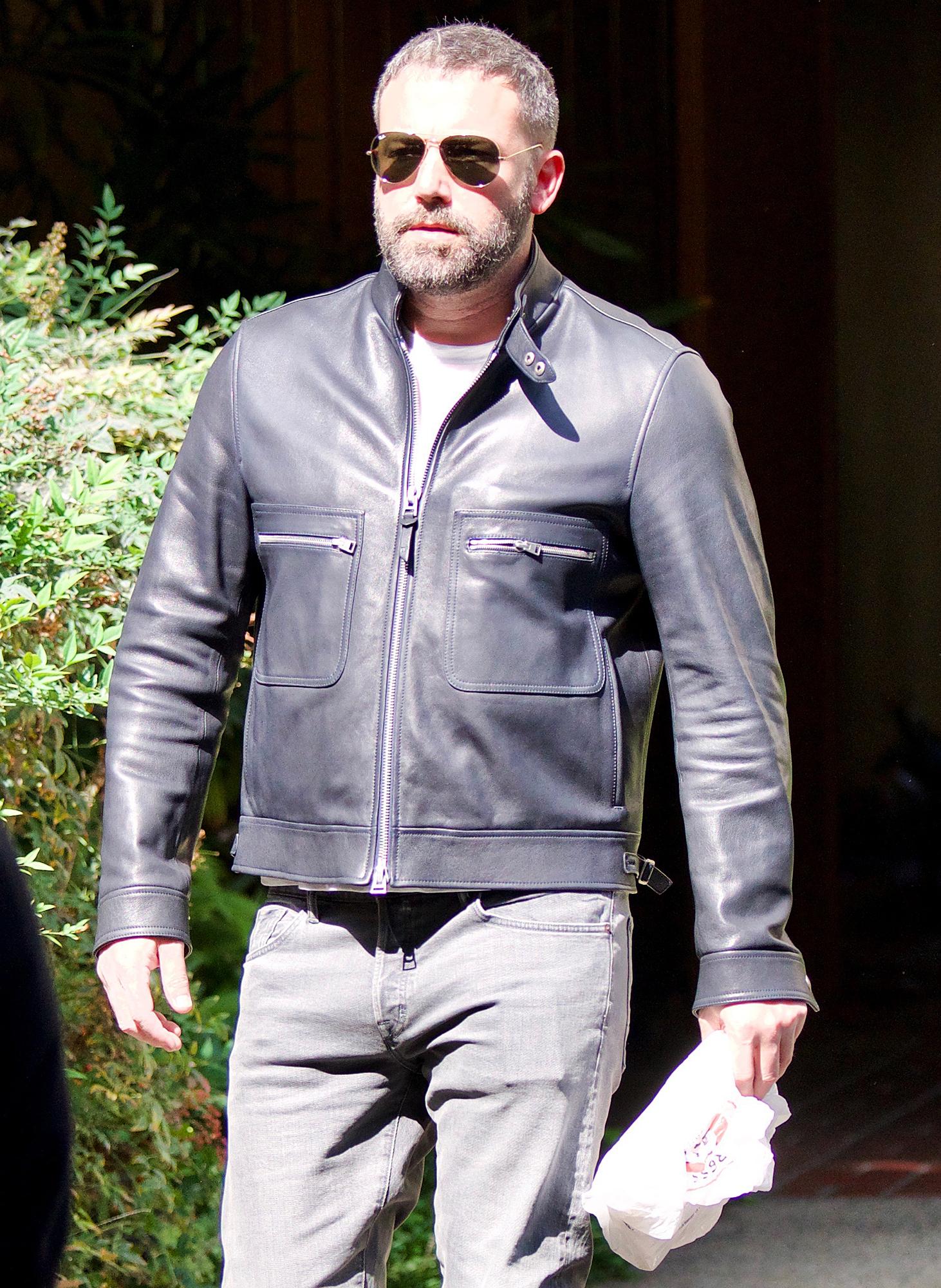 Ben Affleck Steps Out Divorce Finalized